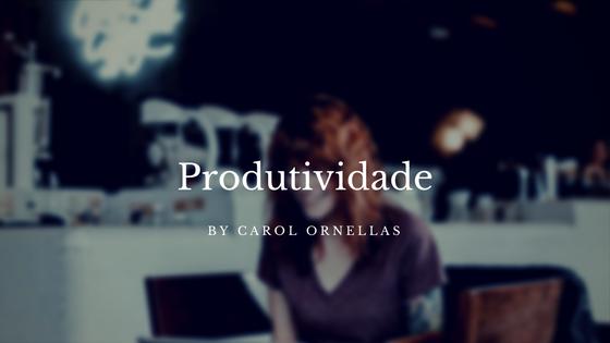 aumentar produtividade